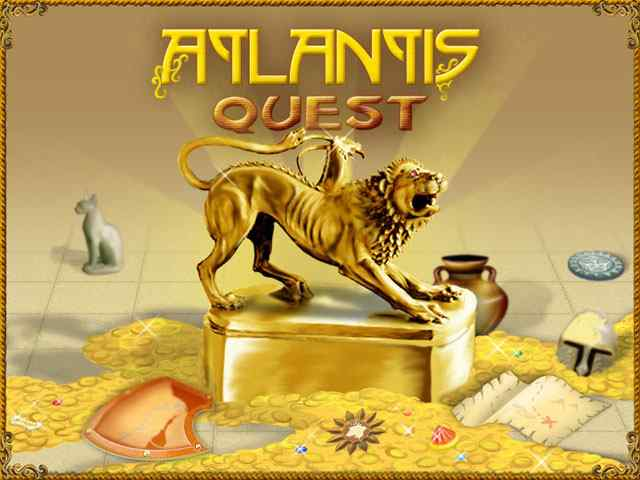 atlantis quest free game