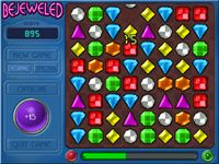 Download Bejewled game.