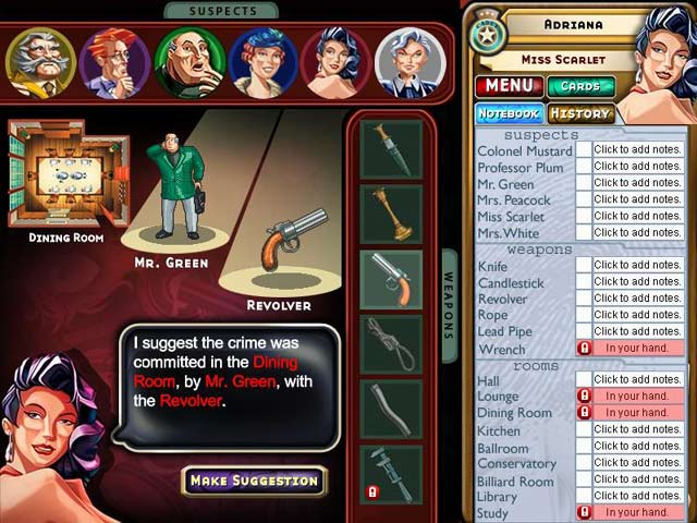 cluedo free download full version