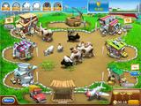 Farm Frenzy - Pizza Party Screenshot