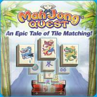 Mahjong Quest II Game