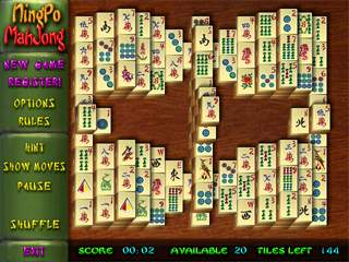 Download MahJong game. MahJong tiles download.