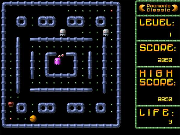 PacMania: Classic Pacman download