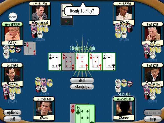 Superstars of poker 2 poker chip distribution cash game