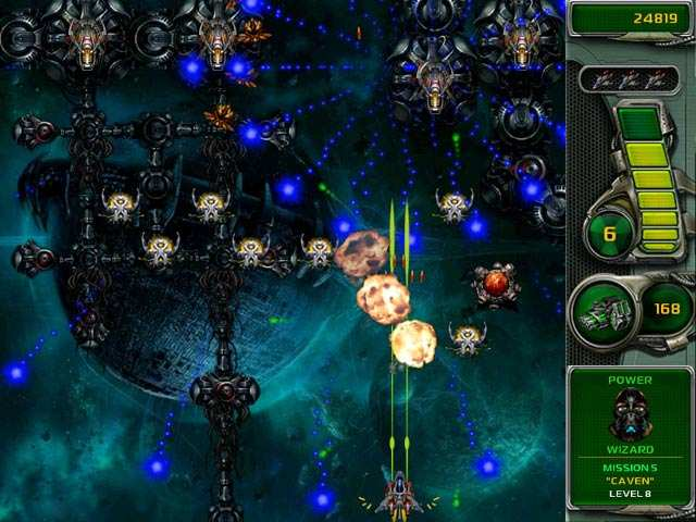 Star Defender 4 - download space shooter game. Free ...