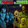 Vampires vs. Zombies Game