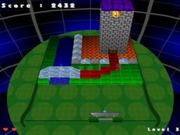 Free download Arkanoid game
