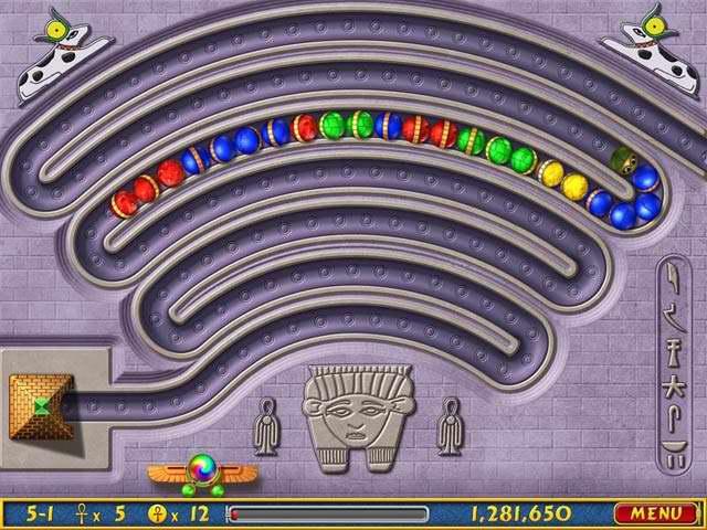 Luxor Spiel Download