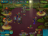 Vampires vs. Zombies Screenshot