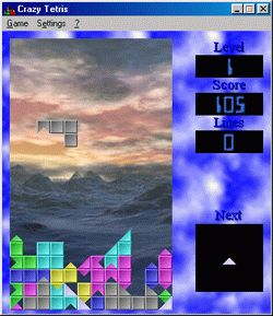 Download Tetris game.